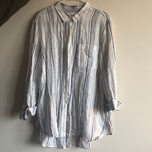 Gap Boyfriend Button down shirt